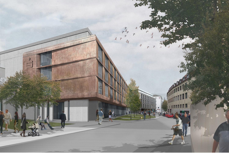 Wettbewerbe Architektur | Wettbewerbe Gkp Architekten